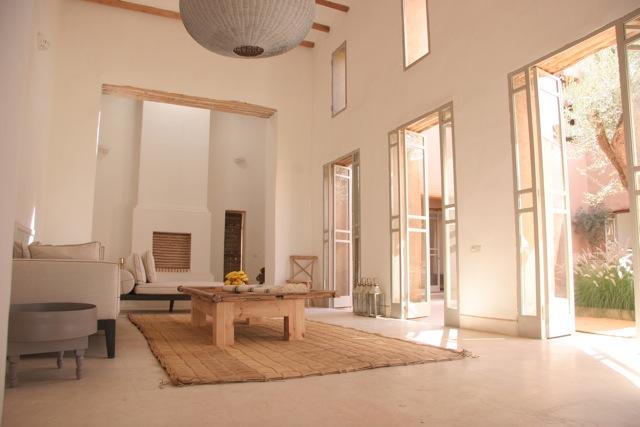 M2maroc nouvelle maison villa 350m2 6 suites 6 5 - Description d une maison marocaine ...