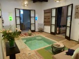 Renovated riad 165 m2 | 2 Bed | 1 .5 bath | pool | terrace | parking