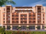 Nouvel appartement 2 chambres| salon | Piscine | 99m2