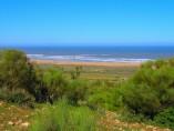 Terrains pieds dans l'eau pres d'Essaouira , 10 hectares divisibles.