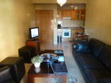 Furnished new 1 Bed | Lounge | terrace | 650-Dh/night