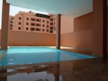 Furnished 2 Beds | Lounge | 1bath | Terrace | pool | 73m2| 900-Dh/day