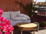 Renovated riad 110 m2 | 3 Bed | 2 lounge | terrace