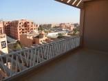 Appartement 1 ch  | séjour | SDB | 60m2 | terrasse | piscine | 3.000-Dh/mois