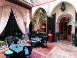 Riad maison d'hôtes 280m2 | 6 ch | piscine | terrasse | 3.500.000-Dhs