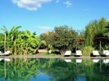LOUE Maison d'Hôtes de 13 chambres - 15 Tentes - piscine sur 5Ha - 2.970.000 Dh