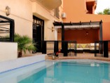 Furnished villa 5 beds | 4.5 baths | 2 salons | pool | terrace | 3.800.000-Dh