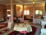 Villa vide |  7 ch | 4 sdb | 2 salons | Jardin | 540m2 | Terrasse | 2.600.000-DH
