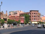 RENTED Commercial space | ground floor |  Gueliz | 250m2 | 40.000-Dh/month