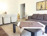 Appartement meublé 1 ch/ salon | jardin | 100m2 | 12 000-Dh/mois