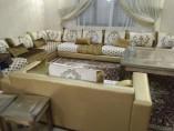 Appartement meublé 2 Ch | salon | 2 SDB | 85m2 | 6500-Dh/mois