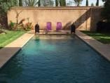Villa Meublée 2 Chambres | 2.5 SDB | Salon | Terrasse | Piscine | 30.000 Dh/mois