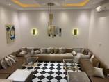 Riad meublé 4 Chambres | 3 Sdb | Salon | 155m2 | 11.000-Dh/mois