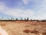 9130m2 land plot | titled | Bab Atlas | Marrakesh | 4.000.000-Dhs