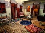 Riad meublé en gérance libre 5ch | 2 salons | 5.5SDB | Patio avec fontaine | Terrasse