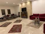 Villa meublée 250 m2 | 3 ch | 2 salons | 2 SDB | Jardin | 16.000-Dh/mois