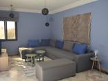 Appartement meuble 3Ch | Salon  | 165m2 | 15.000-Dh/mois